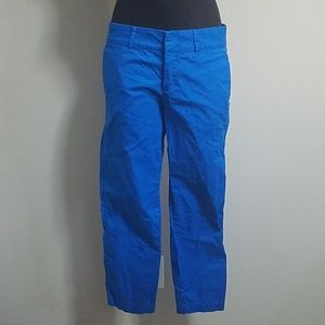 Kut from the Kloth Blue Cropped Pants